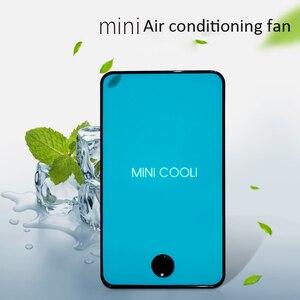 Mini Air Cooler Handheld USB A