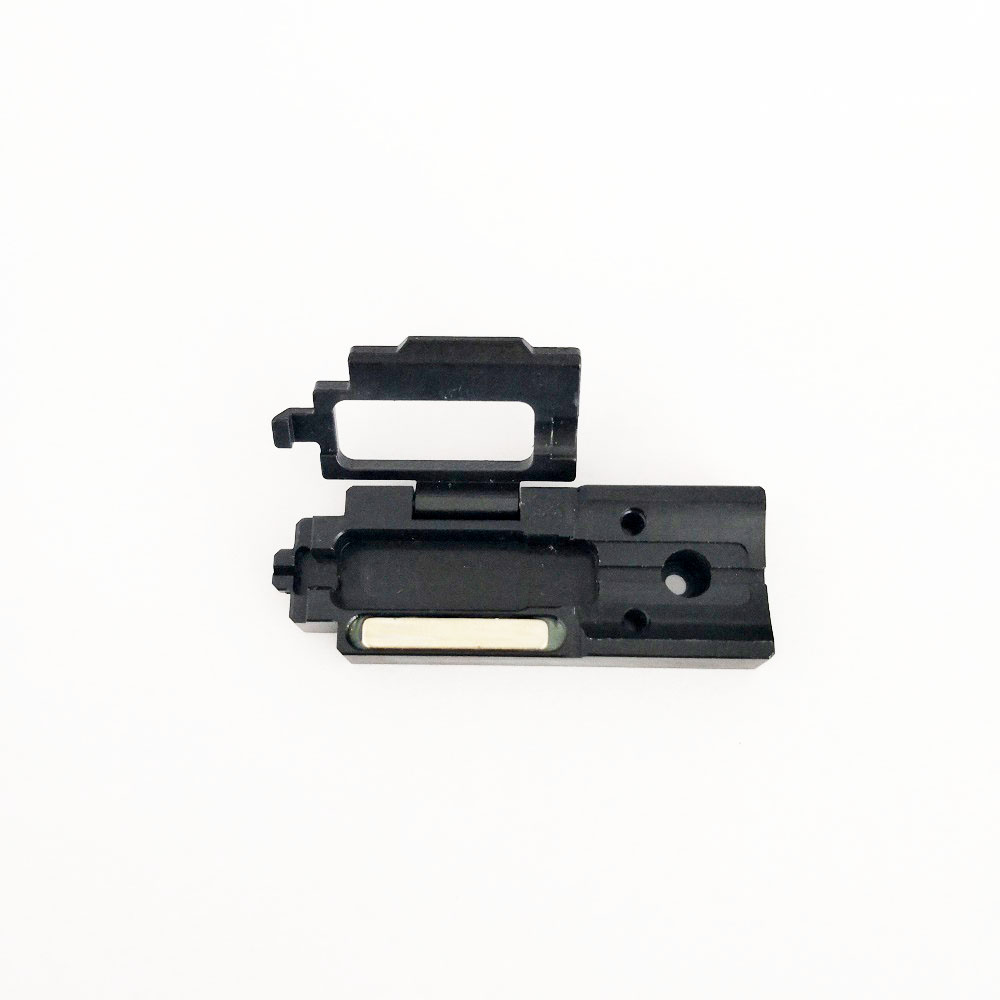 Free Shipping 1 pc SC Hot Melt Fiber Clamp SOC Fiber Holder for Swift F1 F2