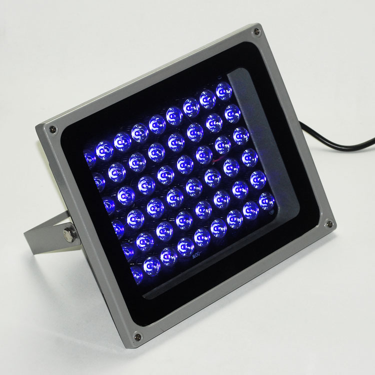 50LED 395nm 220V UV Lamp UV Glue Paint Curing Lamp UV Light Ultraviolet  Light Uv Glue Curing / Phosphor Irradiated In UV GEL Curing Lights From  Lights ...