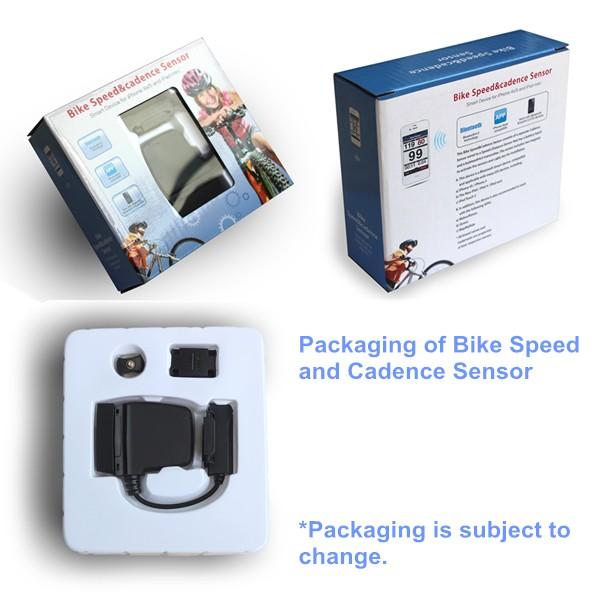 bicycle BT cadence sensor