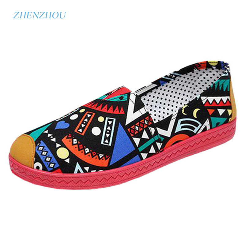 zhen zhou201 spring and autumn women's new fashion trend leadership Canvas shoes female student lazy shoesexemption from postage pamela mccauley bush transforming your stem career through leadership and innovation