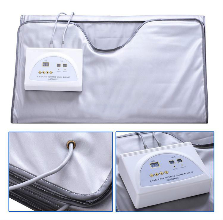 152mm X 914mm 1200W 220V Silicone Heat Thermal Blanket Guitar Side Bending Heated Blanket w/ thermostat of 0~200 Deg C - 2