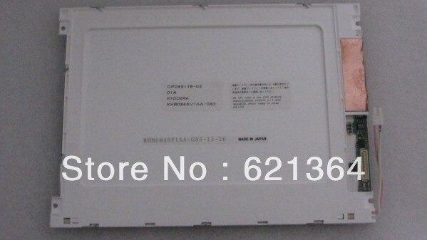 Ventes professionnelles d'affichage à cristaux liquides de KHB084SV1AA-G83-12 pour l'écran industriel