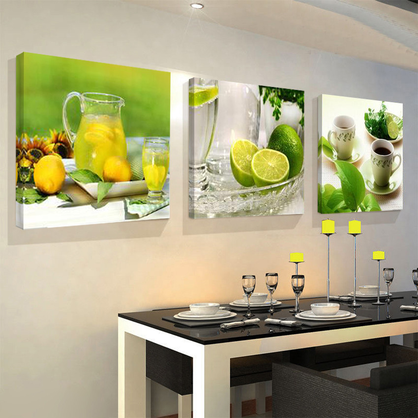 Art Modern home wall decoration painting wall art pictures canvas ...