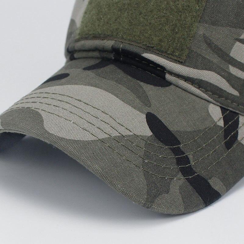 ba8b4ad1397d9 Aliexpress.com  Comprar Gorra militar de camuflaje Tatical Airsoft  Paintball exterior caza béisbol gorras hombres Multicam soldado combate sol  sombrero de ...