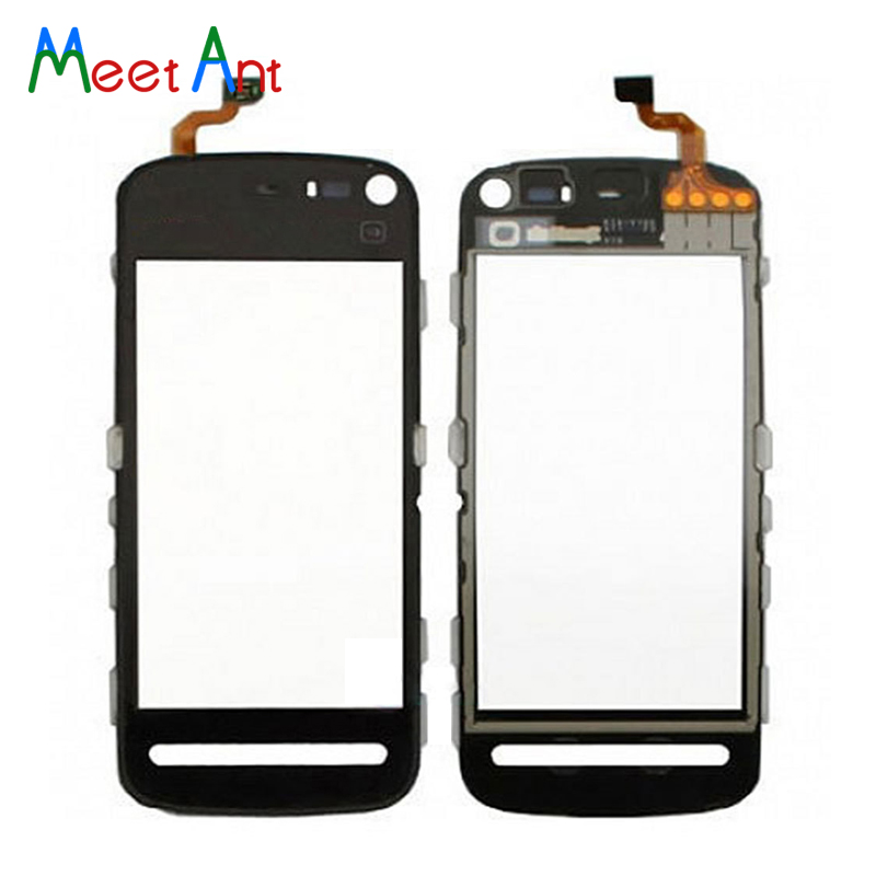 """Image 2 - High Quality 3.2"""" For Nokia 5800 N5800 Touch Screen Digitizer Sensor Outer Glass Lens Panel Black-in Mobile Phone Touch Panel from Cellphones & Telecommunications"""