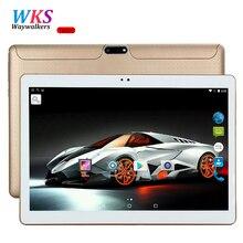DHL Бесплатная доставка 10 дюймов Tablet PC Octa core 4 ГБ Оперативная память 64 ГБ Встроенная память Две сим-карты, Android 5.1 gps таблетки шт телефонный звонок подарки MT6592