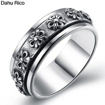 Flowers flor anello-anillo plata de primera ley diseño anello para mujer, sortija,...
