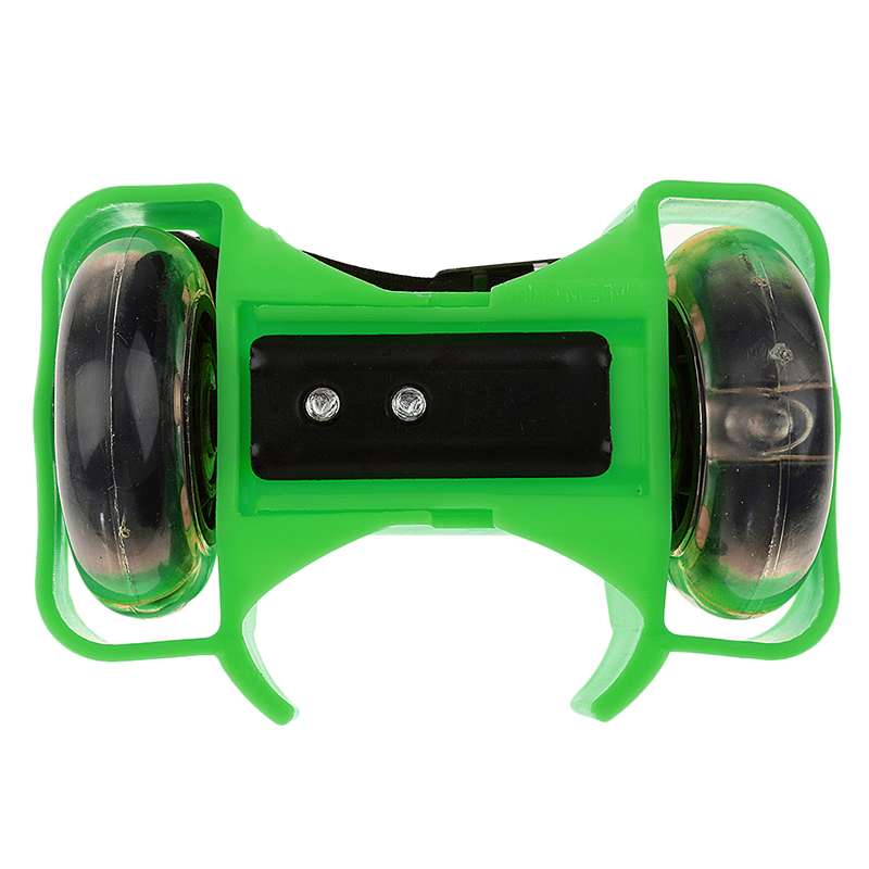 5-Colors Light Flashing Roller Small Whirlwind Pulley Adjustable Simply Roller Skating Shoes With Dual Wheels For Children New