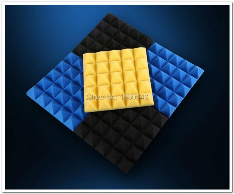nouvelle arriv e 8 cm paisseur acoustique pyramide. Black Bedroom Furniture Sets. Home Design Ideas