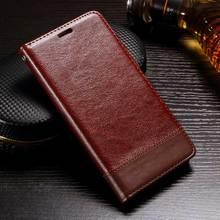 Для Xiaomi Редми Примечание 4X Случаи 5.5 Дюймов Роскошный кожаный Бумажник Флип крышка Телефона Shell Чехлы для Xiaomi Редми Примечание 4 X Pro Простые