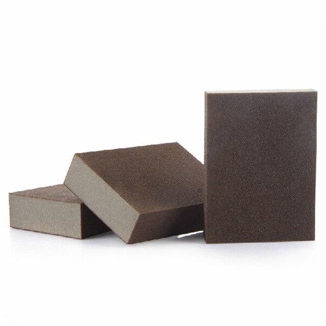 3 шт./компл. высокой плотности Nano Эмери Магия Меламин Губка для бытовой химии Кухня губка удаления ржавчины 96 руб. * 70*25 мм 2C