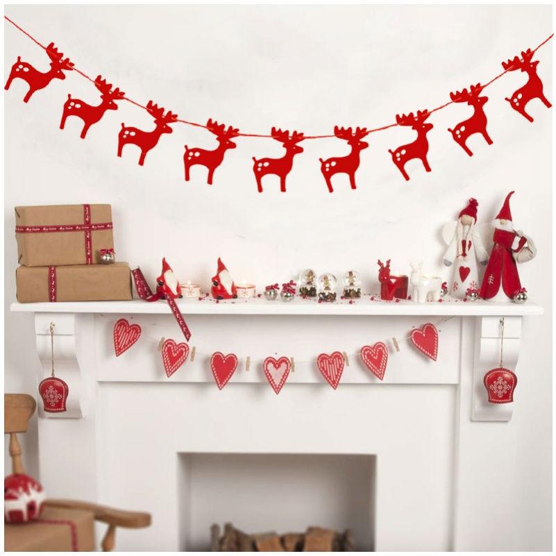 Decoraciones de navidad para oficinas for Adornos navidenos para oficina