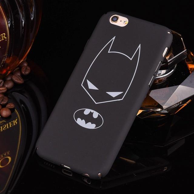 Batman iPhone Case Matte