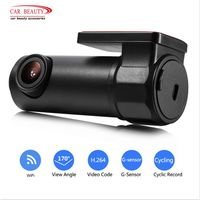 2019 Dash Cam Car DVR Camera Mini WIFI Digital Registrar Video Recorder DashCam Auto Camcorder Wireless DVR Monitor S6000
