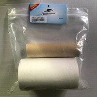 NCFAQUA Original Filter Roll Replacement Set for BUBBLE MAGUS ARF 1 Automatic Roll Filter Nylon filter Sock Bio Filter Media 25M