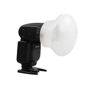 Image 4 - Selens, filtres de couleur, grilles en nid dabeille, sphère lumineuse, rebond, modificateur déclairage à poignée, avec magnétique pour le Kit daccessoires à Flash, 7