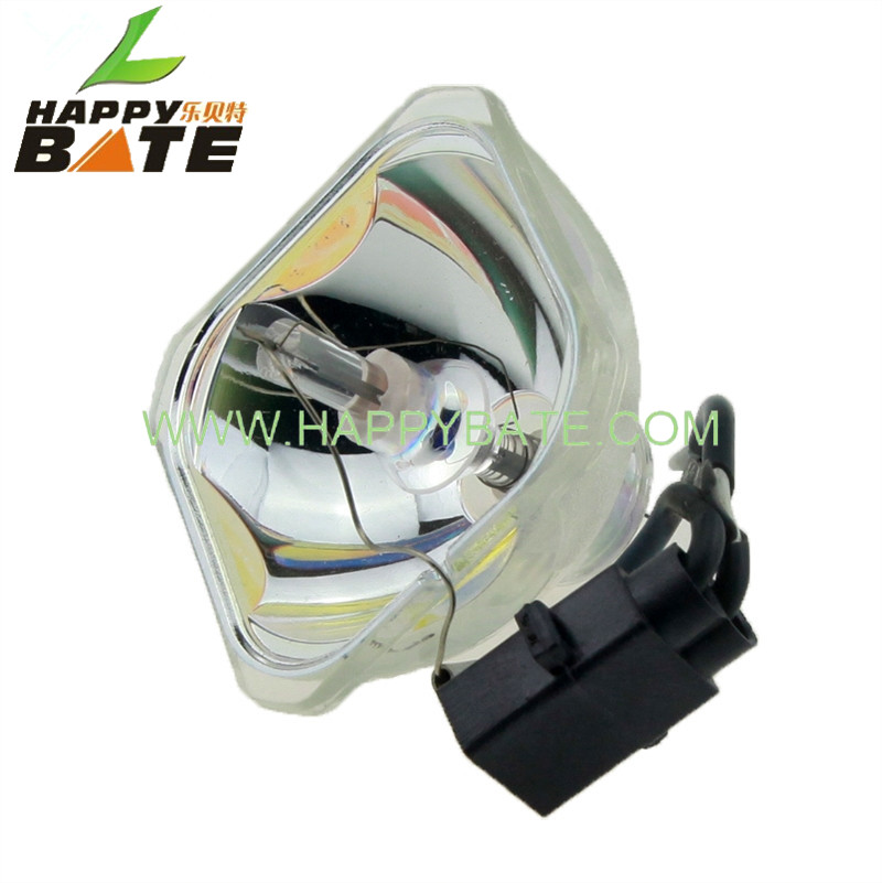 HAPPYBATE V13H010L67 Projector Bare Lamp For EX3212 EX5210 EX6210 EX7210 H428A H428B H429A H431A H432A H433A H433B H435B H435C
