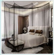 HOT 2019 Summer Mosquito Net Fabric Canopy Moustiquaire Quarto Door Tent For Double Bed New