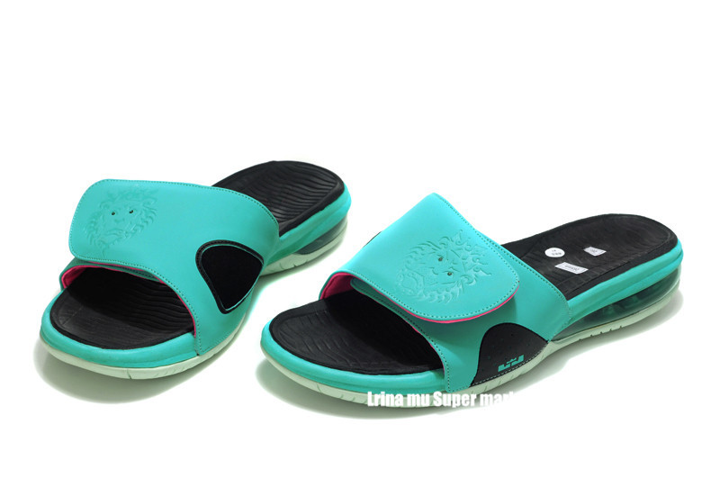 e217835fc45c2 Free shipping new 2014 Air Lebron Slide men s Sandals hot men Flip Flops-in  Women s Sandals from Shoes on Aliexpress.com