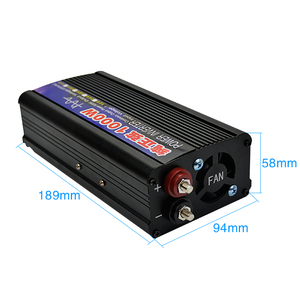 Image 2 - Sunyima 1000w onda senoidal pura inversor, dc12v/24v para ac220v 50hz conversor de energia impulsionador para o carro inversor doméstico, faça você mesmo