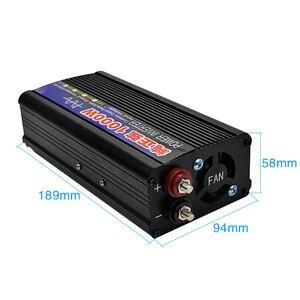 Image 3 - Sunyima Puro Inverter a Onda Sinusoidale 1000W DC12V/24 V per AC220V 50Hz Convertitore di Alimentazione Del Trasformatore di Tensione