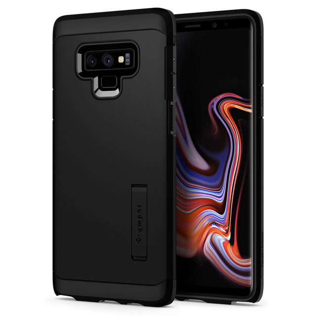 100% Original SPIGEN Tough Armor สำหรับ Samsung Galaxy Note 9