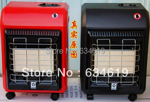 Ultra-thin Infrared household Gas heaters mobile gas heater indoor portable gas heater