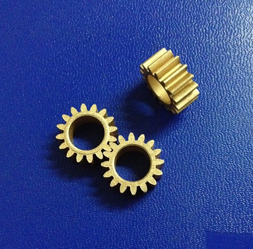 5Pieces Lot 0 8M 16Teeth DIY Motor Small Copper Gear Inner Hole 8 5mm in Gears from Home Improvement