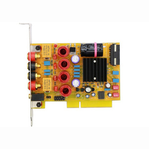 Image 2 - TPA3116D2 Audio Amplifier Receiver HiFi Stereo Digital amplifier card 50W*2 Hollow inductance upgrade amplificador Board