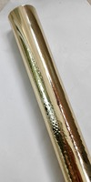 Hot Stamping Foil Gold Color 107 1 For Paper Or Plastic 64cm X120m