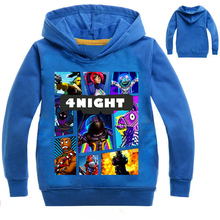 Sweatshirt for Teenage Clothe Set Boy Enfant T Shirt Clothes Fortnight  Kid Hooded Tee Top Children Costume Spring Autumn