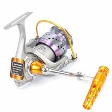ECOODA Hornet Heavy Duty Metal Spinning Jigging Fishing Reels Saltwater Boat Rock Fishing Reel HS6000/8000/10000/12000