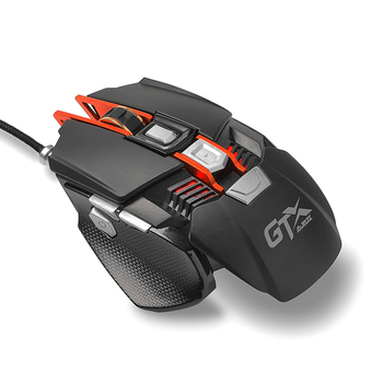 2017 new  GTX USB2.0 4000DPI gaming   mouse for  computer PC เมาส์