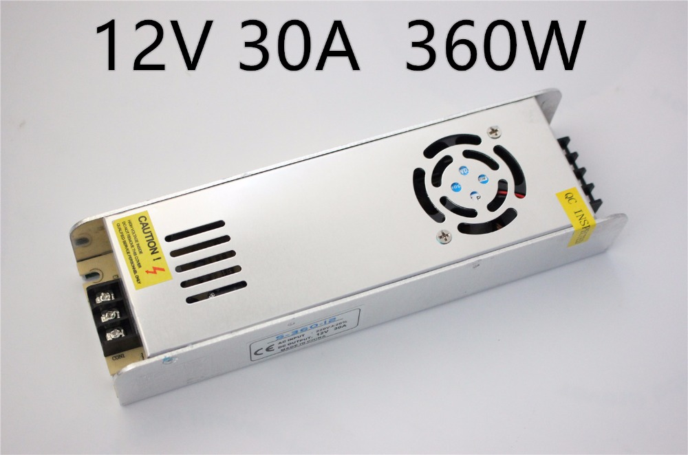 12V 30A 350W Switching power sus