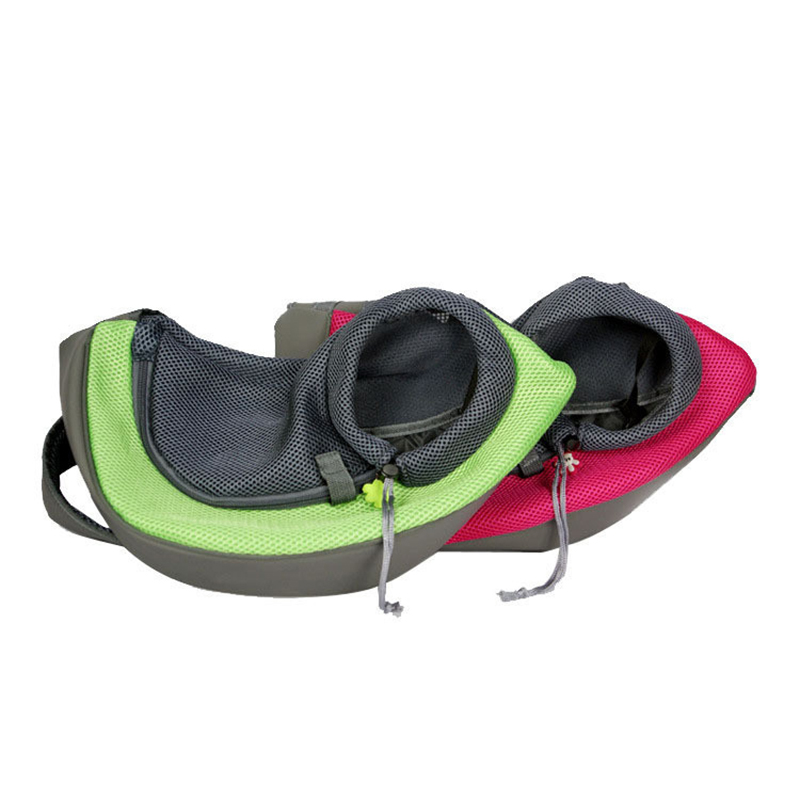 New Breathable Mesh Dog Shoulder Bag Small Dog Sling Front Carrier Comfortable Pet Backpack Carrier Carrying Cat Dog Puppy #4