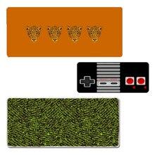 Viviration Locked Edge Gaming Mousepad Mat Pad For Trackball Laser Optical Mouse 90x40cm Rubber Desk Keyboard