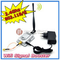 2W 802.11b/g 2.4GHz Amplificador Wifi Signal Amplifier Repetidor Wifi Booster Signal Repeater Wireless Broadband Amplifiers