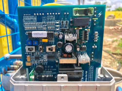 Image 2 - Circuit board pcb motherboard for 1800kg sliding gate motor PYM 200F PYM 200E  Door gate control board-in Access Control Kits from Security & Protection