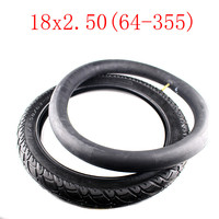 Newest 18x2.50(64 355) tire inner tube 18 inch electric bicycle tire fits Electric motorcycle battery tricycle 18*2.5 tube tyre