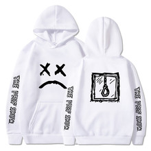 Lil Peep Hoodies Love lil.peep men Sweatshirts Hooded Pullover sweatershirts male/Women sudaderas cry baby hood hoddie S-XXXL