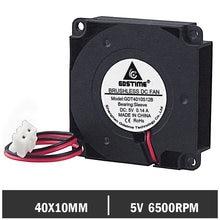 Вентилятор охлаждения постоянного тока gdstime 5v 2pin 4010