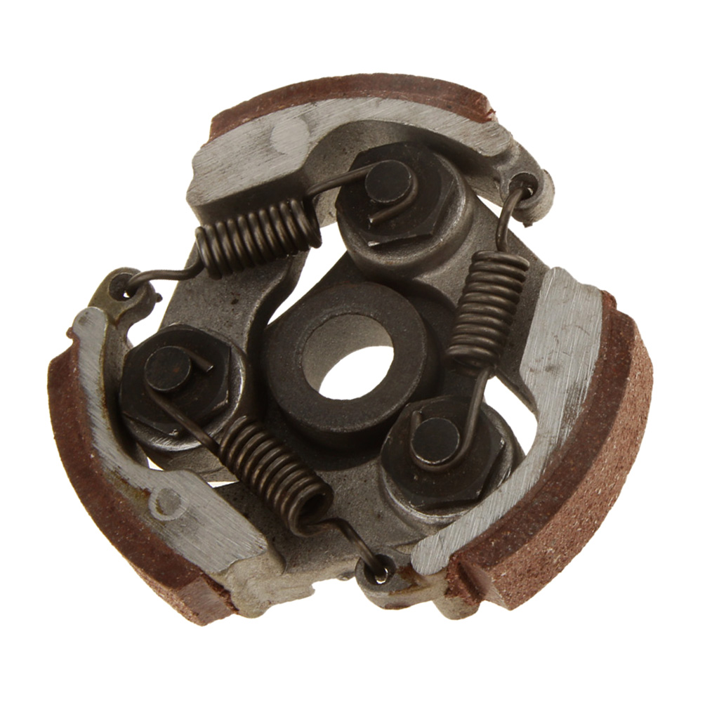 2 Stroke 47cc 49cc Motorcycle Minimoto Centrifugal Clutch Alloy  Moto Dirt Bike Atv Quad 3 Clutch Spring Drop Shipping Support