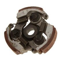 Iron Engine Clutch Plate Dia 75mm 3 Clutch Springs for 2 Stroke 43cc/47cc/49cc For Mini Dirt Bike/Pocket Bike/ATV etc iron engine clutch plate dia 75mm 3 clutch springs for 2 stroke 43cc 47cc 49cc for mini dirt bike pocket bike atv etc