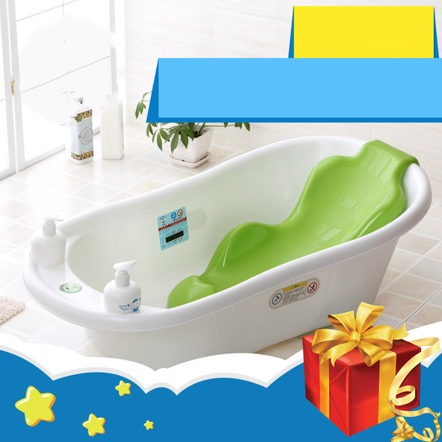 Aliexpress.com : Buy Baby bath tub baby bathtub child thickening ...