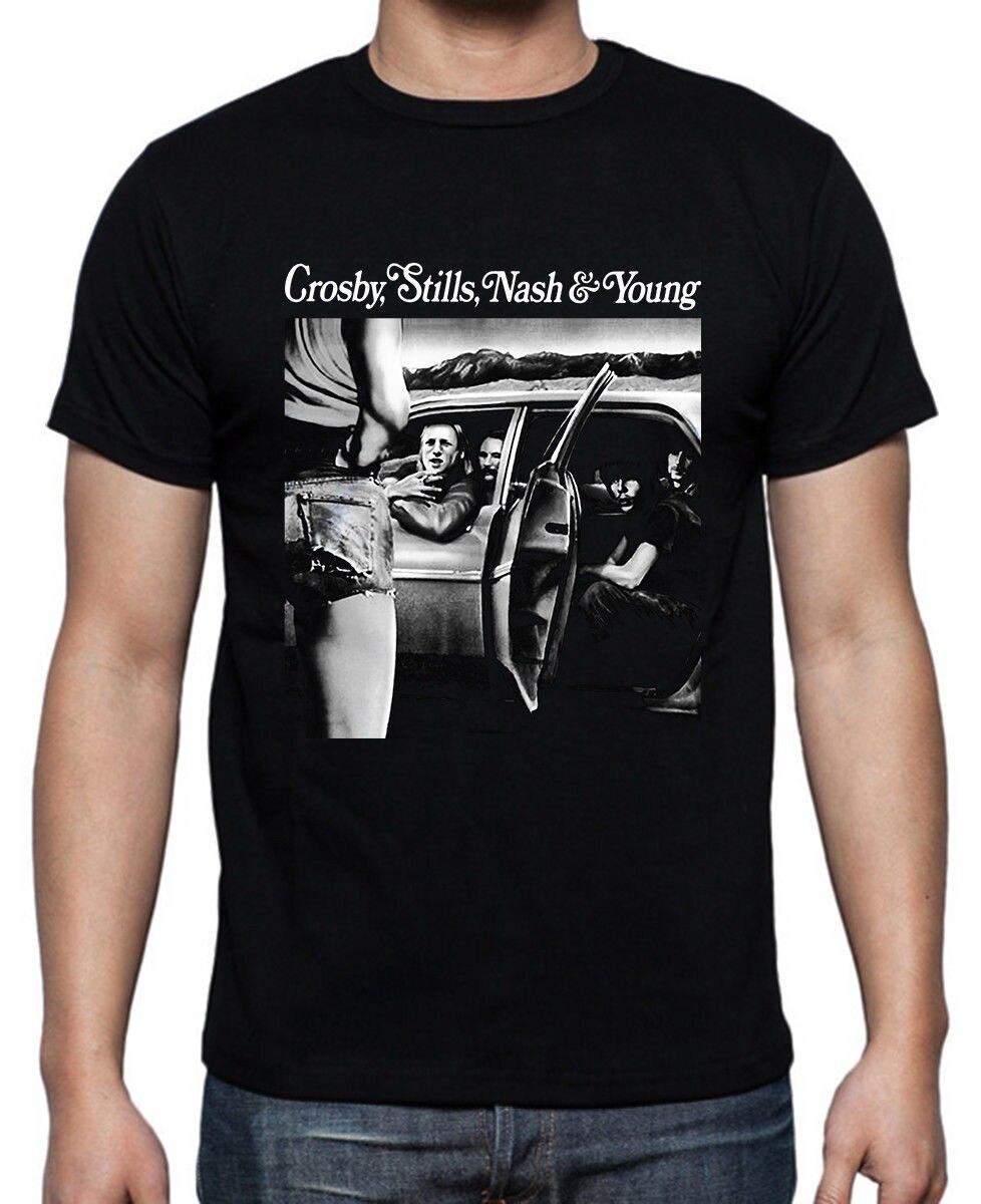 Возьмите Crosby, фото, Нэш молодых Бальбоа Стадион Сан-Диего 1969 футболка M-5XL ...