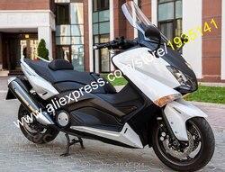 Offres spéciales, pour Yamaha TMAX530 pièces 2012-2014 TMAX 530 12 13 14 TMAX-530 pièces de rechange Sport moto carénage (moulage par Injection)