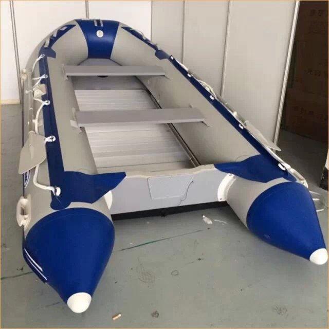 US $3411 5 |Aluminum bottom dinghy kayak assault boats 4 2 m 3 3 2 7 speed  hard inflatable boat Rowboat on Aliexpress com | Alibaba Group