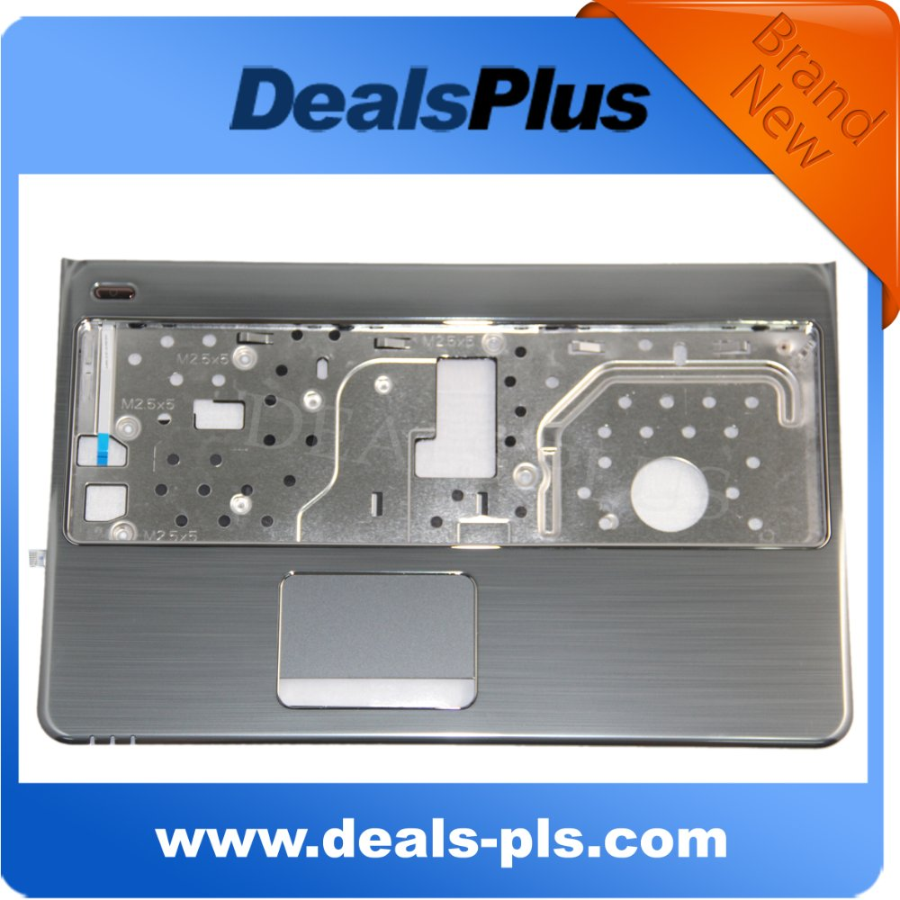 NEW GENUINE For DELL Inspiron 15R N5010 SERIES TOP Case COVER ASSEMBLY WITHOUT TRACKPAD X01GP, Free Shipping