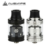 Original Augvape Merlin Mini RTA Tank Atomizer Vaporizer Vape With A Single Sided 2 Post Velocity